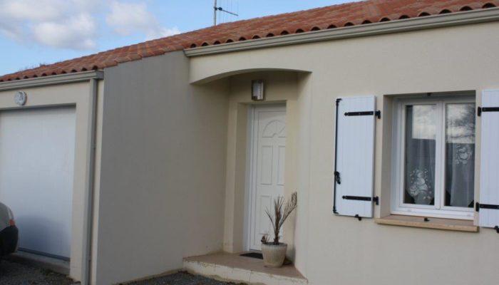 nettoyage de façade en Vendée