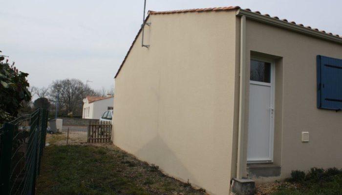traitement façade Vendée