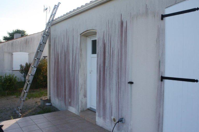 Pro Nettoyage 85 Travaux et nettoyage de façades à Venansault en Vendée.