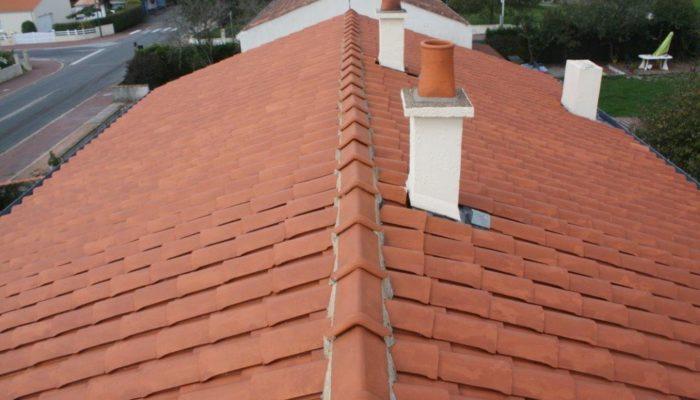 entretien de toiture en Vendée