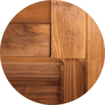 nettoyage de façade en bardage bois